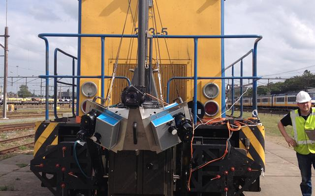 Unique RILA technology monitors railway assets in The Netherlands