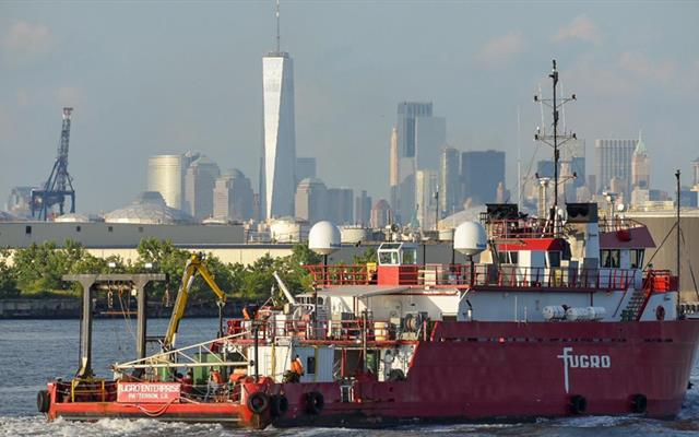Orsted NYC offshore wind farm