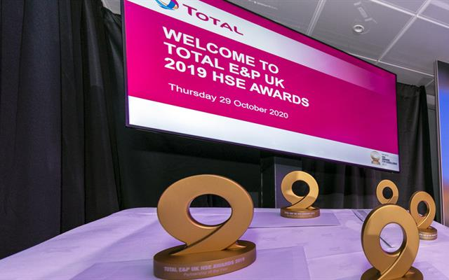 Total's 2019 HSE awards