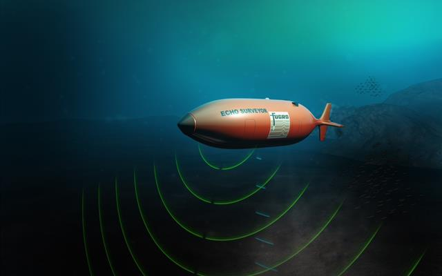 Fugro AUV Illustration Fugro Equator