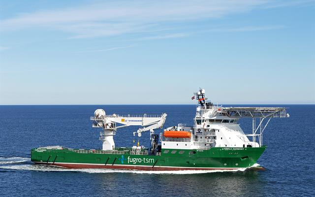 Havila Harmony DP2 multi-role ROV support vessel, Australia