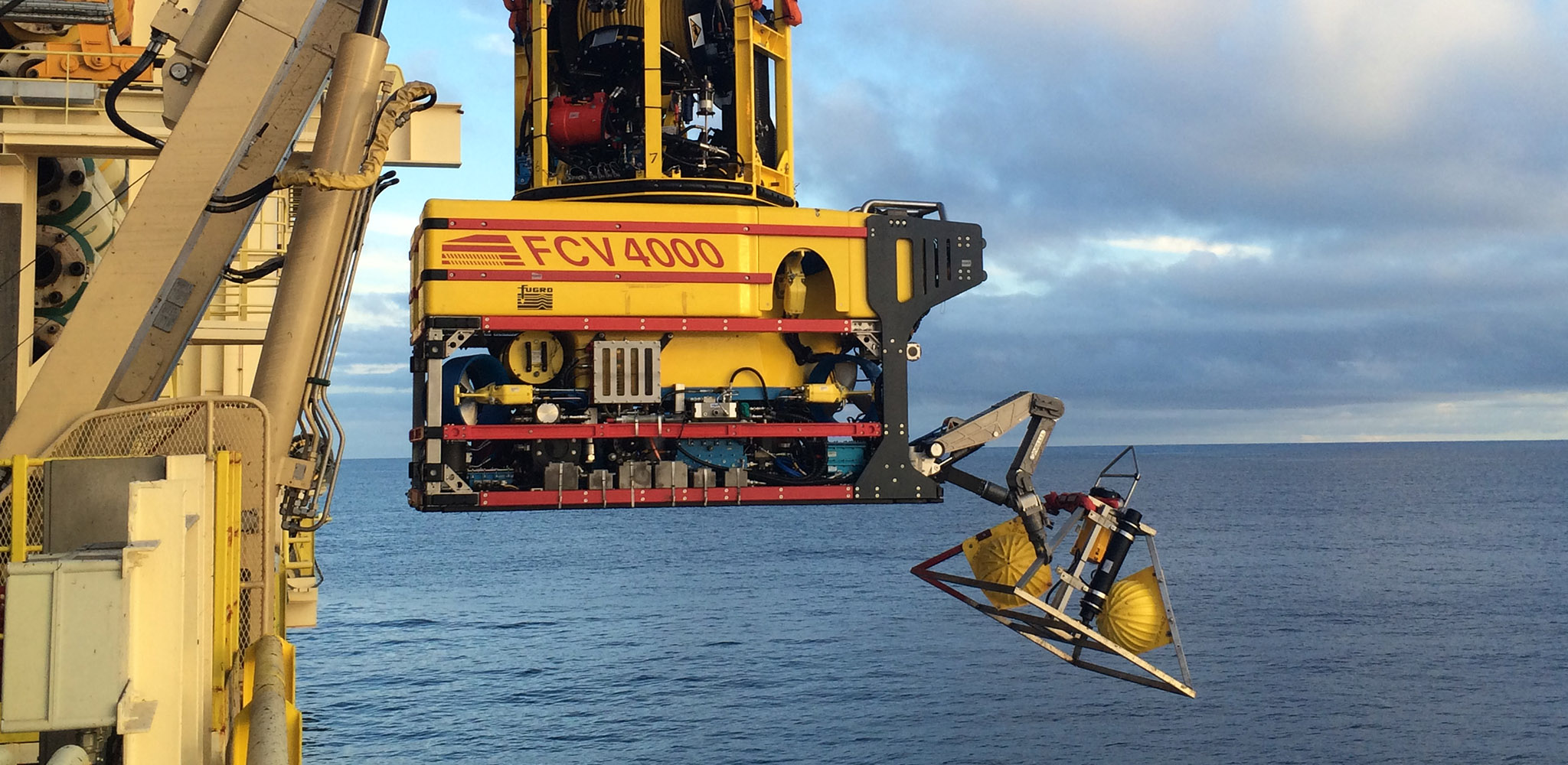 Drill Support and ROV Services